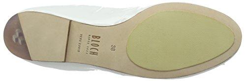 Bloch - Morea, Ballerine Donna Bianco (Bianco (Wht))