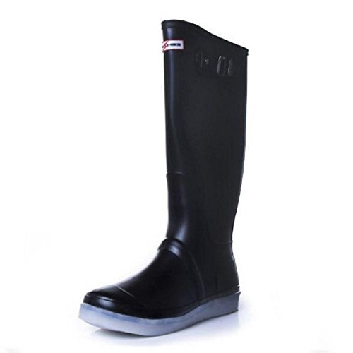 Flashez Light up Ladies Festival Wellies Fully Rechargeable Stay Lit 8 Hours, Flashing Womens Ladies Girls UK Brand