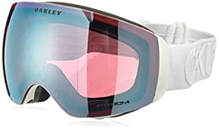Oakley Flight Deck Xm Masque de Ski Mixte Adulte, Factory Pilot Whiteout/Prizm Sapphire Iridium (B01FVQG7FE) | Amazon Products