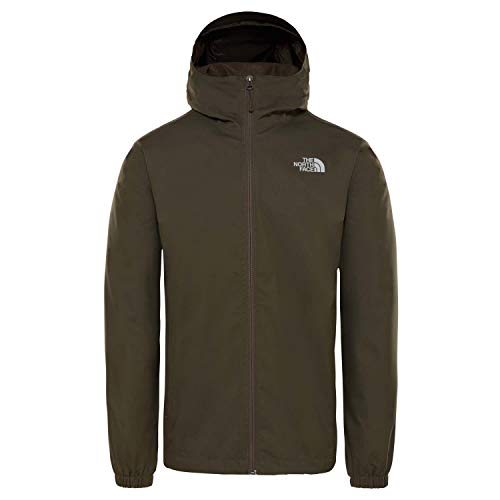 THE NORTH FACE Herren Quest Jacke, New Taupe Green/Black Heather, L