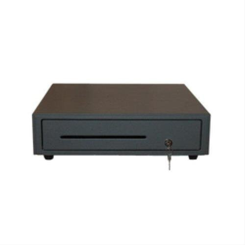 Preisvergleich Produktbild STAR CB2002 FN Kassenschublade mit Scheckeinwurf 24V passend zu TSP654 - schwarz