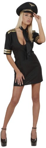 Widmann - Cs927711/l - Costume Sexy Pilote Taille L