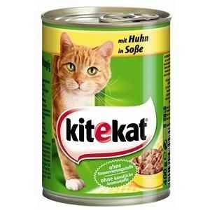 Kitekat Dose mit Huhn in Soße 12er-Pack - Katzenfutter Kitekat Dosen