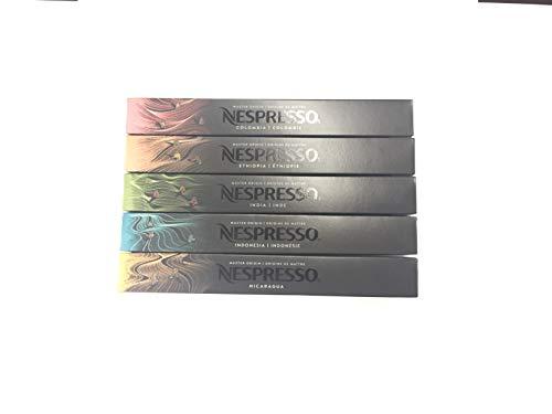 A photograph of Nespresso Original Master Origin