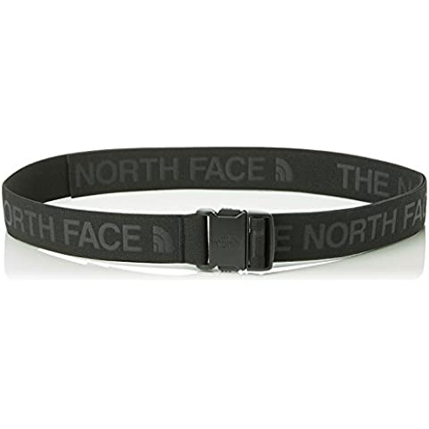 The North Face Sender Belt - Cinturón , color negro, talla única