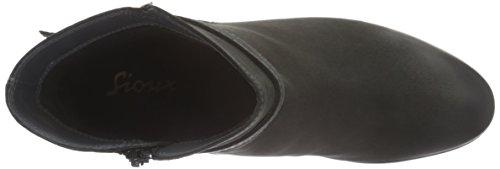Sioux Fereola Damen Kurzschaft Stiefel Grau (Asphalt)