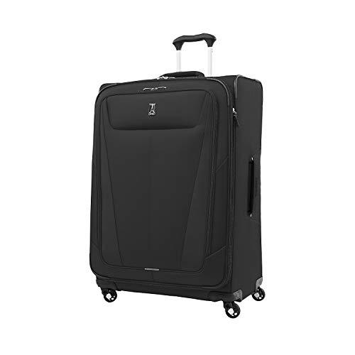 Travelpro Maxlite 5 Valigia Extra Large Morbida 4 Ruote Direzionali 79x53x33 cm, Estensibile, Ultraleggera e Durevole, 142 Litri, Bagaglio Viaggio, Garanzia 5 Anni