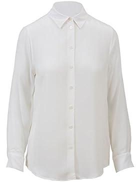 Equipment Camicia Donna E900Q23BRIGHTWHITE Seta Bianco