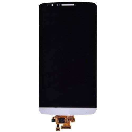 Scofeifei Ersatzteile, iPartsBuy LCD Display + Screen-Analog-Digital wandler für LG G3 Mini D722 / D725 (Farbe : Weiß) (Farbe : Weiß)