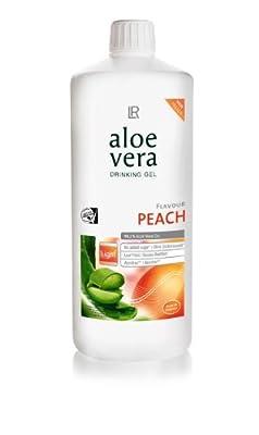 LR Aloe Vera Trinkgel Pfirsich Nahrungsergänzung Drinking Gel Peach 1000 ml