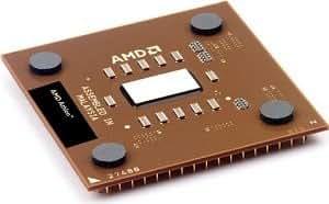 AMD Athlon XP 2200+ AXDA2200DUV3C 1800 MHz 266 MHz FSB (8E)