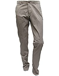 MUGA Freizeit/Business Chino Hosen, Khaki