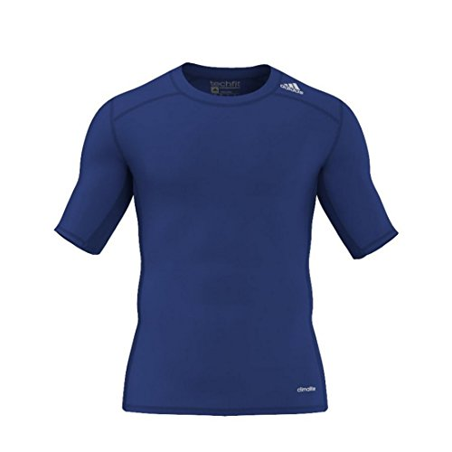 adidas Herren Training Techfit Base T-Shirt Collegiate Royal, M -