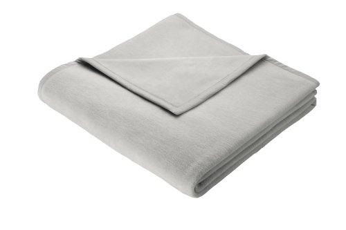 Biederlack Wohn- und Kuscheldecke, 86 % Polyacryl (Dralon), Veloursband-Einfassung, 150 x 200 cm,...