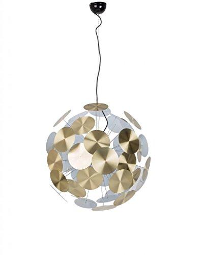 Zuiver 5300082 Pendant Lamp Plenty Work, Messing