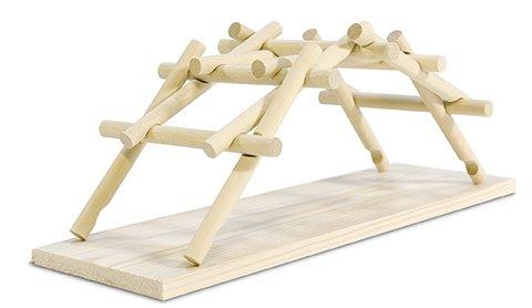 Da Vinci Brücken-Bausatz (Instrument Brücke)