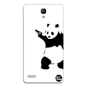 Designer Xiaomi Redmi Note Prime Case Cover Nutcase -Gangster Panda