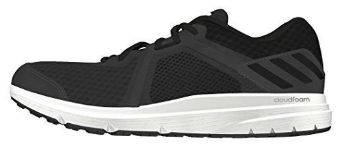 adidas Galactic 2 W, Scarpe da Corsa Donna Nero (Negro (Neguti / Negbas / Ftwbla))