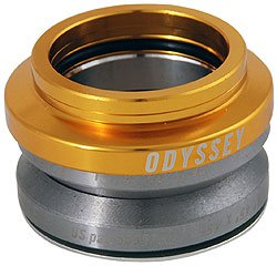 ODI Steuersatz Schutz Odyssey Internal Headset Intgr, Gold, 1 1/8 Zoll, C-325-BRONZE -
