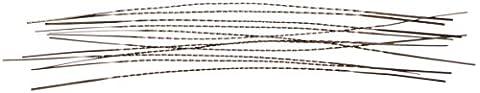 OLSON SAW - Scroll Saw Blade, 12-Pk., 5-In., 41-TPI