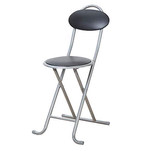 LIPAI Klappstuhl Klapphocker Tragbarer Hocker Klappstuhl Nach Hause ZurüCk Esszimmer Stuhl Einfache...