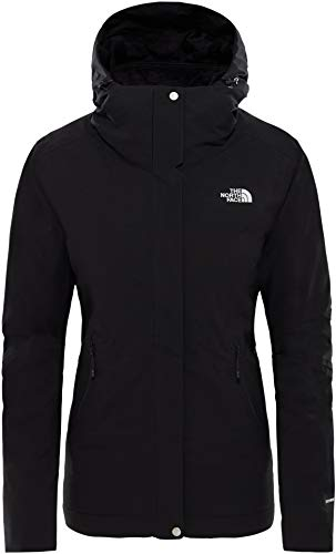 The North Face W Inlux Ins Jkt Tnf Black S