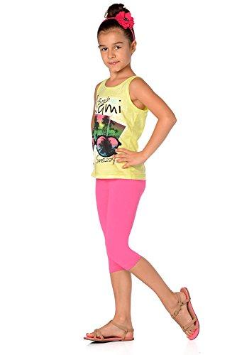 AE Mädchen Leggings Rot fuchsia 9 Jahre Fuchsia Leggings
