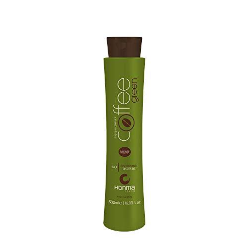 HONMA TOKYO - ORGANIC COFFEE GREEN - Lissage Brésilien (500 ml)