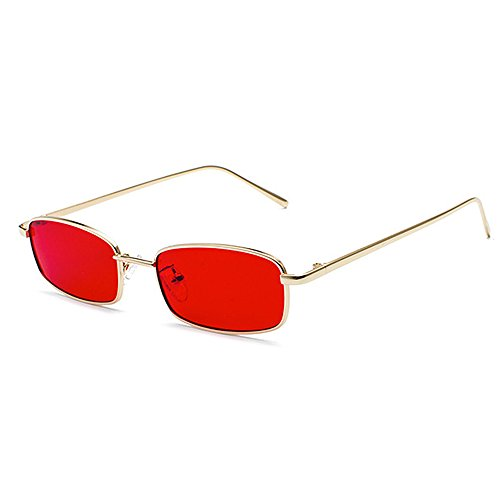 Vintage Sunglasses Women Luxury Brand Designer Sun Glasses Retro Small Red Ladies Sunglass Eyewear