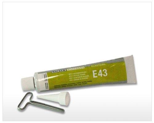 adesivo-in-silicone-wacker-elastosil-e43-rtv-1-silicone-e-caucciu-trasparente-90-ml
