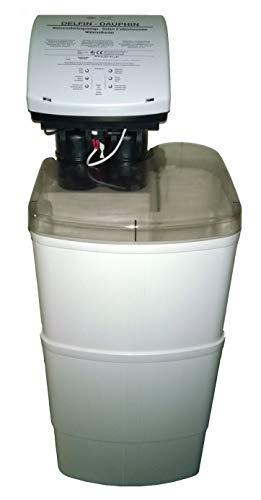 Wasserenthärter Enthaertungsanlage Delfin-Softtec® 3000 Komplettpaket DVGW-zertifiziert für 1-2 Fam.-Häuser