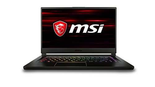 "MSI Gaming GS65 8RE-011UK Stealth Thin 2.20GHz i7-8750H 15.6"" 1920 x 1080Pixel Nero Computer portatile"