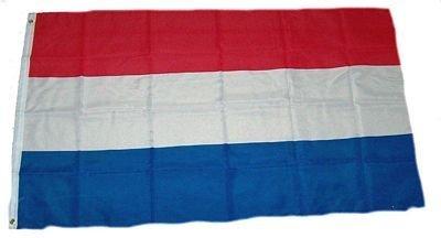 Flaggenking Flaggen/Fahnen, Holland Niederlande, Mehrfarbig, 150x90x1 cm, 16352