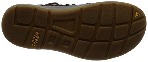 Keen Herren Uneek Schuhe Cascade/Neutral Gray