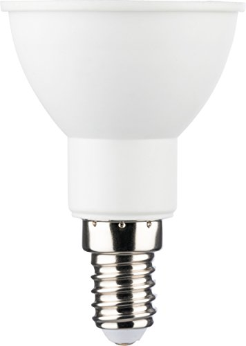 flektorlampe, Plastik, E14, 5 W, Weiß, 1er Set ()