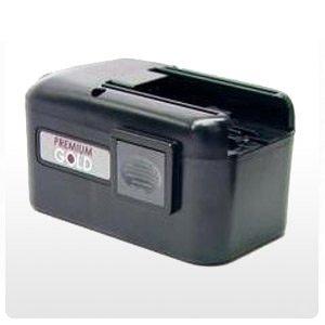 Qualitätsakku - Akku für AEG Typ System 3000 BXS 18 - 2000mAh - 18V - NiCd