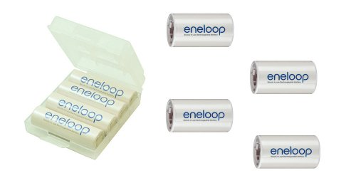 sanyo-eneloop-hr-3utgb-batteries-and-4x-aa-2000-mah-pack-of-4-including-4-x-baby-c-adapter