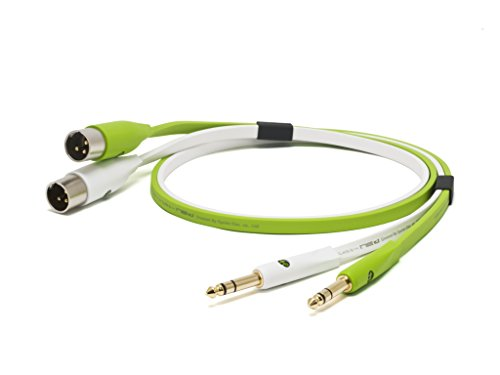 neo-neotxmb2m-cable-2x-xlr-male-2x-jack-63mm-2m