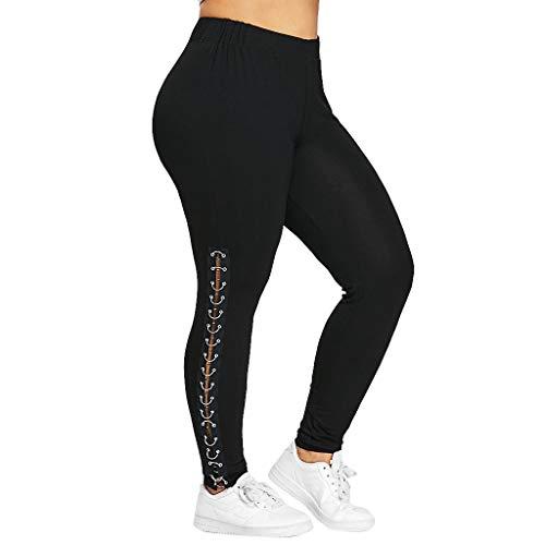 promo code eed13 609da Pantalones Yoga Mujeres Mallas Deportivas Mujer Leggings de Fitness Mujer  Gym Yoga Pantalon EláSticos Metal Hueco