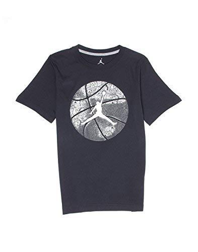 Nike Jordan Jumpman Jungen T-Shirt, Schwarz, - Kinder T-Shirt Jordan