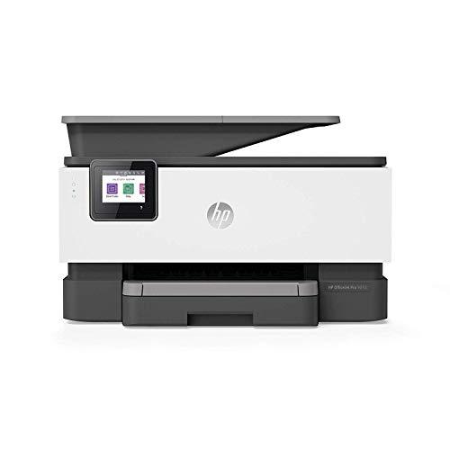 HP OfficeJet Pro 9010 - Impresora multifunción imprime