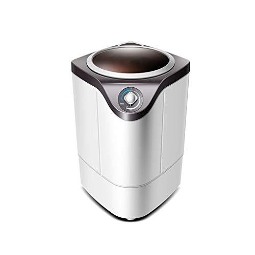 RMXMY Tragbare Waschmaschine - große Kapazitäts-EMI-Automatik Single Barrel - ideal for Wohnungen, Wohnmobile und kleine Wohnfläche (630 * 390 * 390mm) (Color : B)