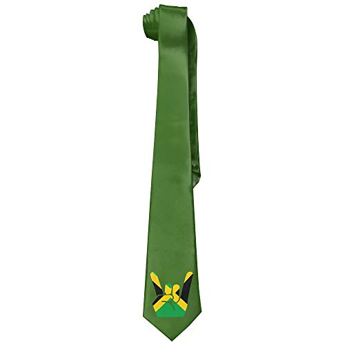 Mens Fashion Skinny Necktie Ties Novelty Necktie Silk ()
