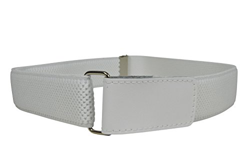 58ca6f116 Cinturón Elástico para los Niños Jóvenes 5-15 Años con Hook y Loop Fijación