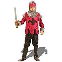 Kostüm Kinder König Ritter Medieval Größe M
