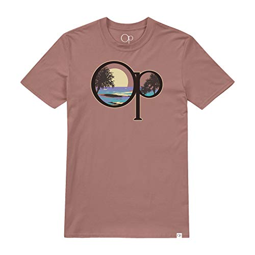Ter Terracotta (Ocean Pacific Herren Sundown T-Shirt, Braun (Terracotta TER), X-Large)