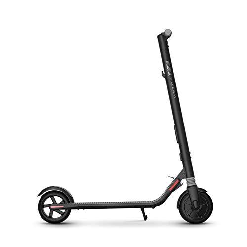 LXDDB Faltbares Leichtgewicht-Board für Smart Electric Kick Scooter - Hochleistung, 8-Zoll-Vorder- und 7,5-Zoll-Hinterreifen, bis zu 24 km/h Reichweite, 24 km/h Höchstgeschwindigkeit, Tempomat, Ko (Roller Gas Powered)