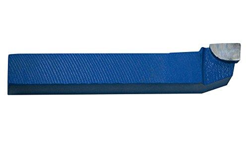 16mm hoch HM Drehmeißel Drehstahl Messer Drehbank DIN4980 (16x16mm) P30 (Stahl)