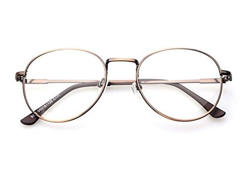 Sunbo - Montures de lunettes - Homme Multicolore - Bronze