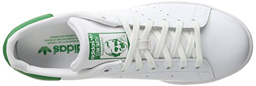 adidas Stan Smith, Baskets Basses Homme ftwwht, cwhite, green